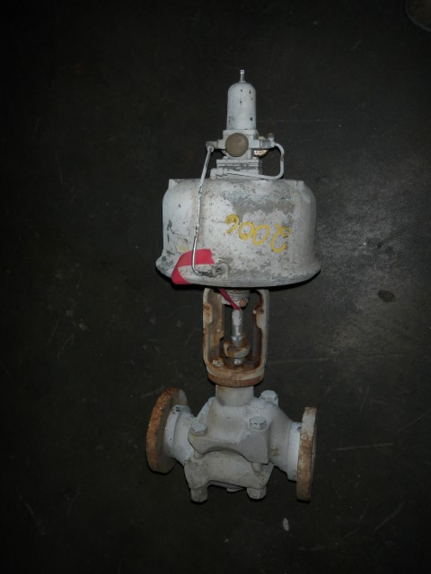 "Masoneilan 3"" 600 Rating, Stainless Control Valve"