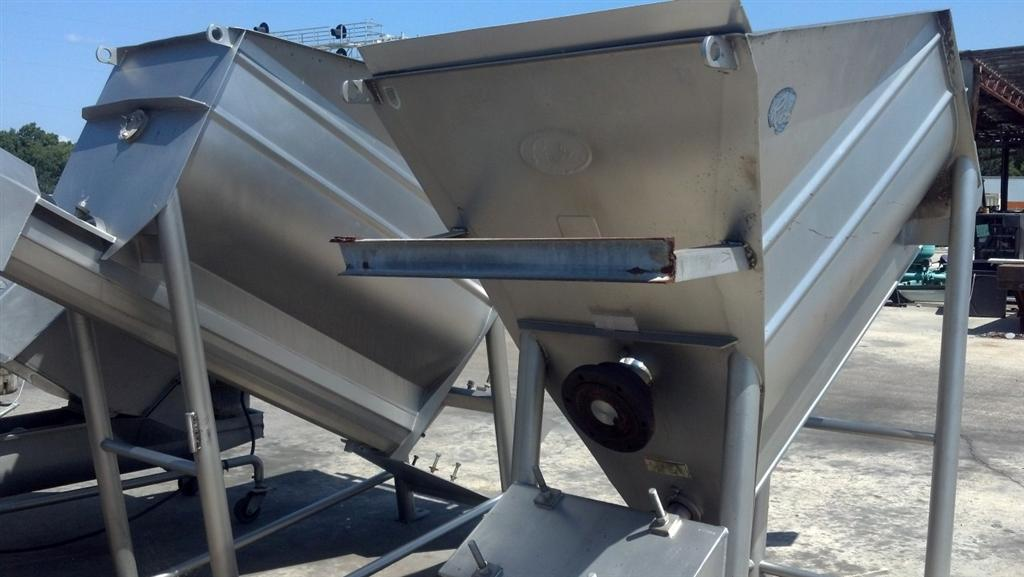 Reitz Food Grade Augur/Screw Conveyor