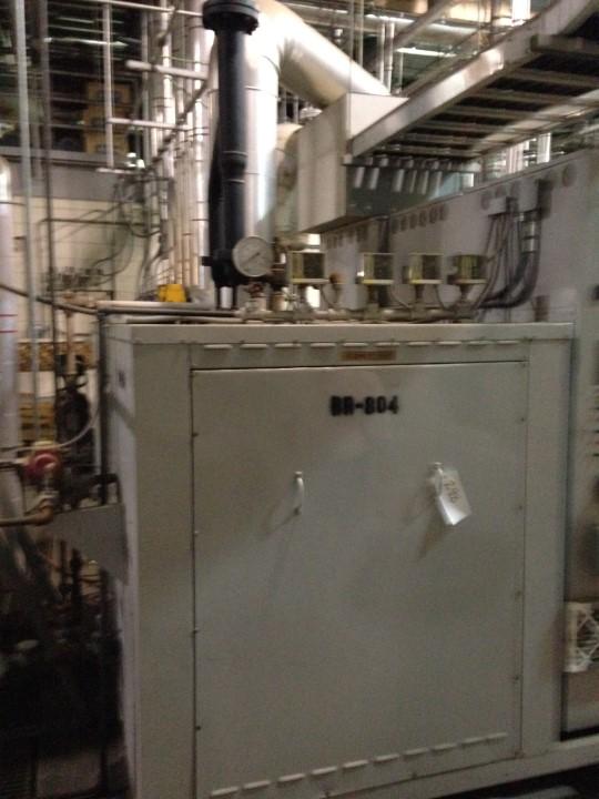 Precision electric boiler 2 480kw transamerican for Precision electric motor sales