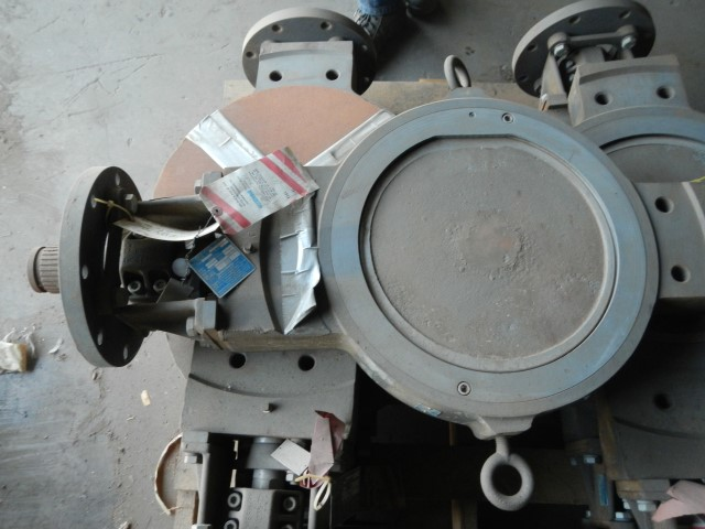 "Jamesbury 16"" 150 Class, Carbon Steel Wafer Butterfly Valves"