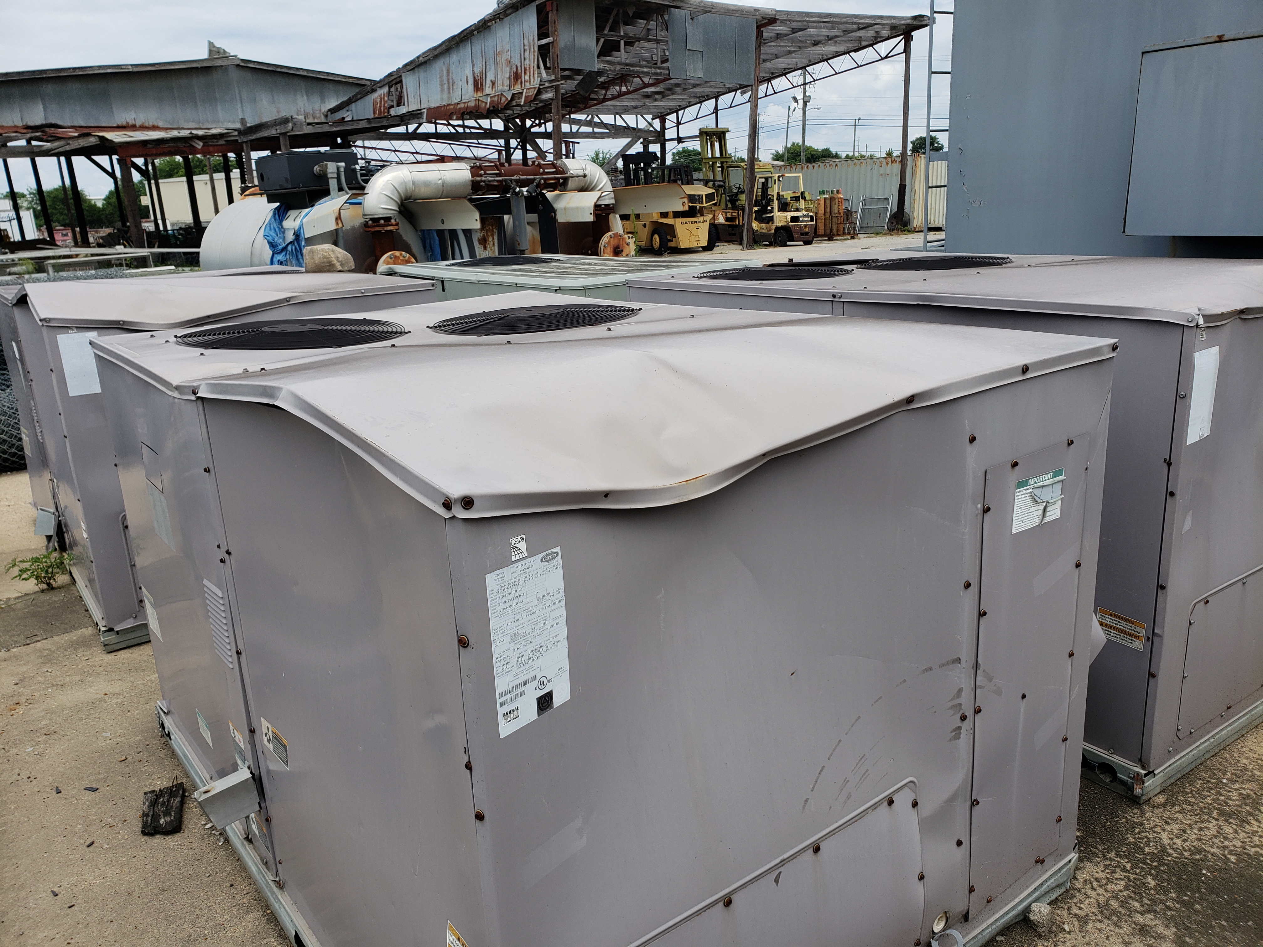 Carrier 12.5 Ton A/C Unit