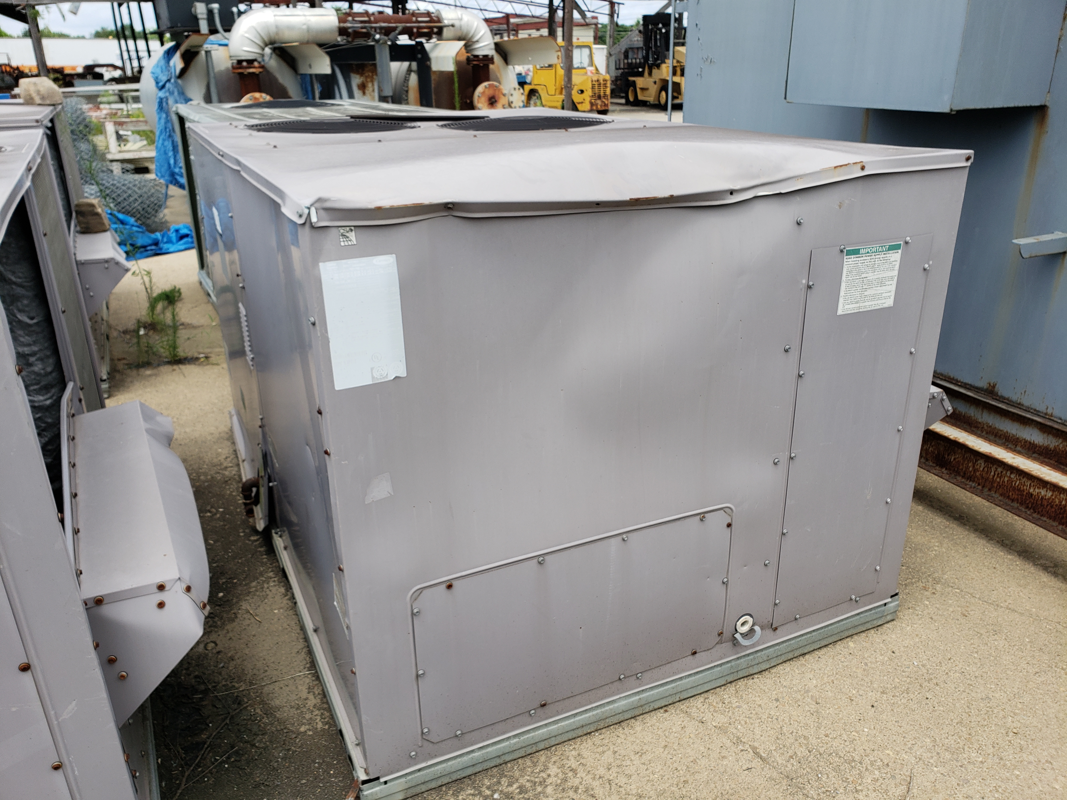 Carrier 10 Ton A/C Unit