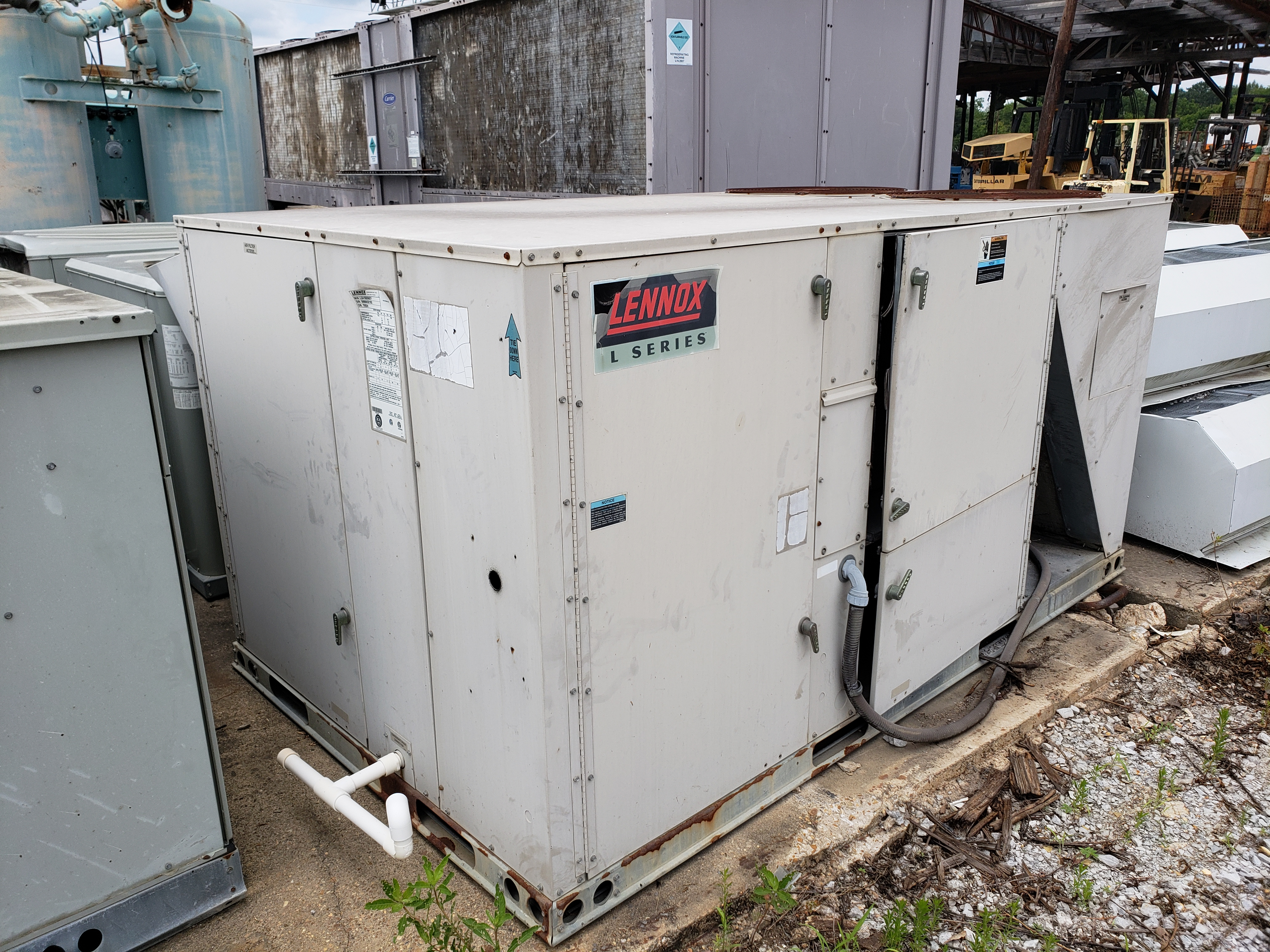 Lennox A/C Unit
