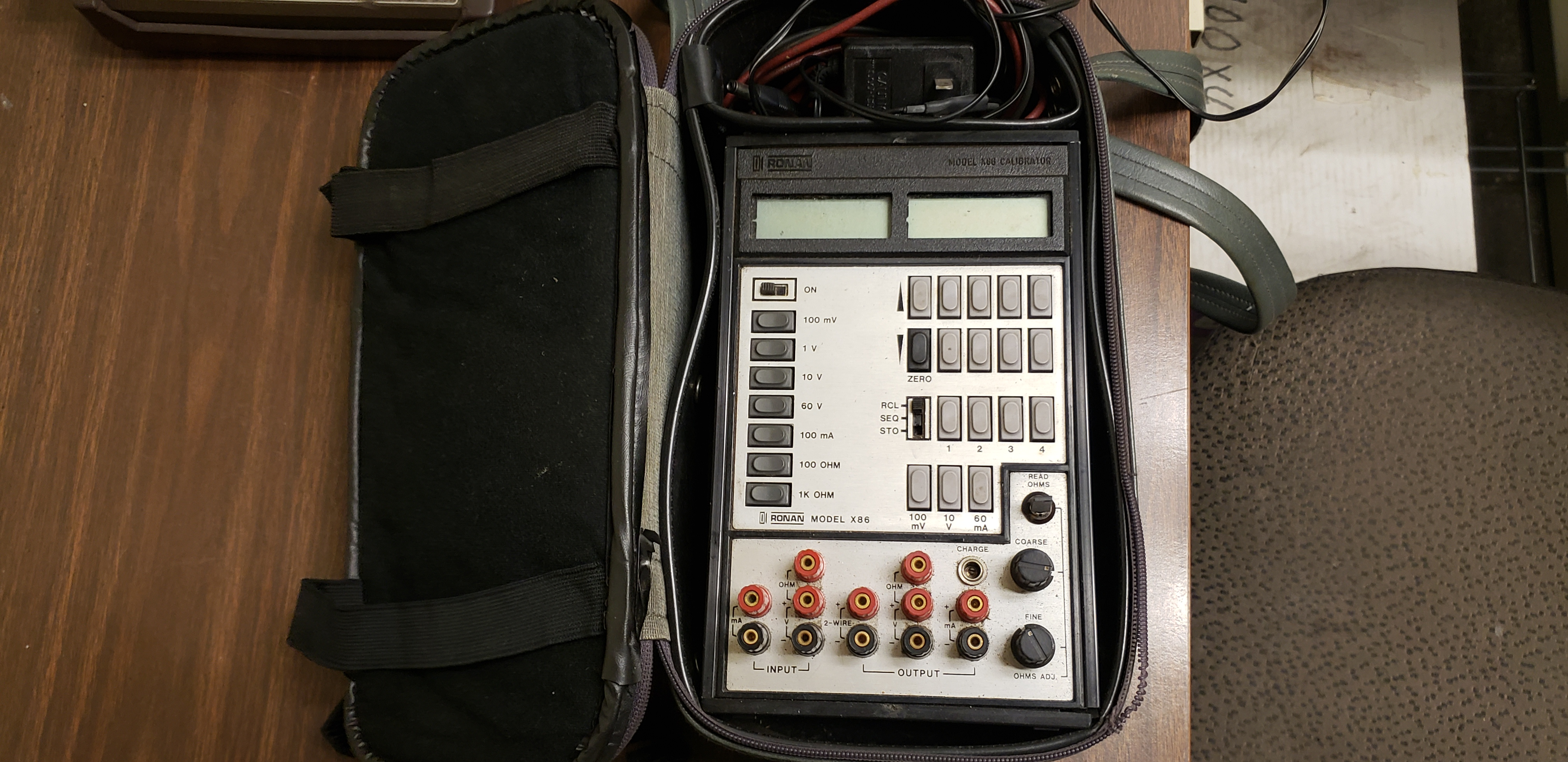 Ronan X86 Calibrator With Leather Case
