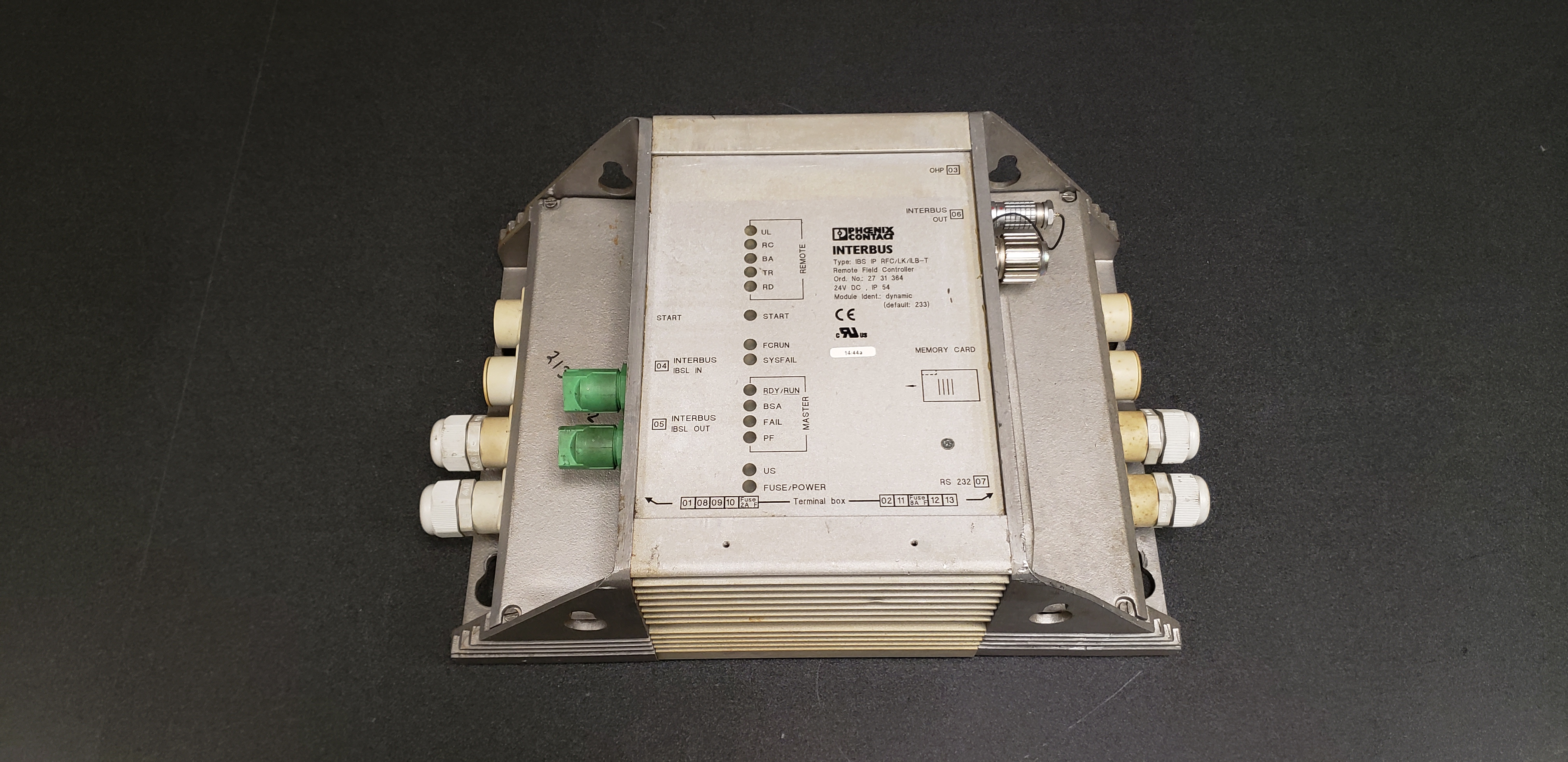 Phoenix Contact IBS IP RFC/LK/ILB-T Remote Field Controller - Mo