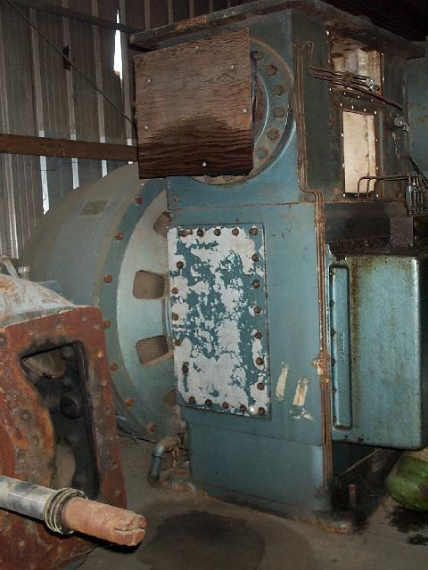 Ingersoll Rand Super XLE 500 HP Compressor