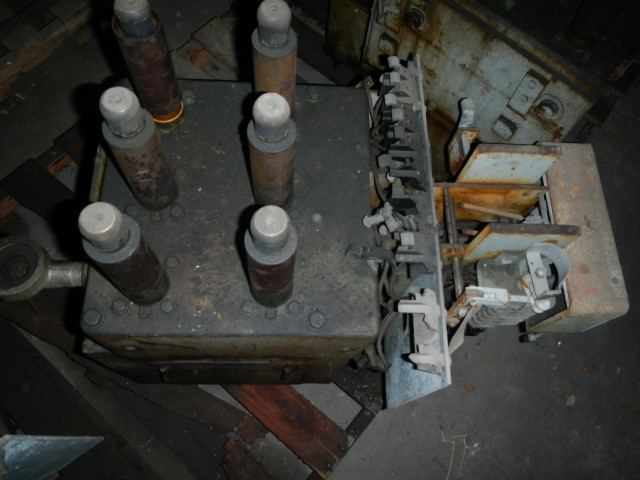 Ge Fk143 1200 Amp 7500v Oil Circuit Breaker Transamerican