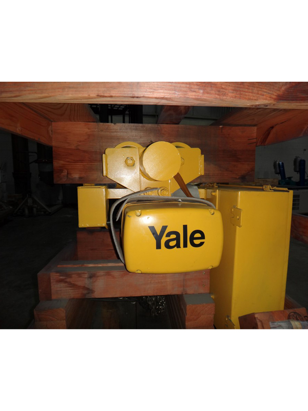 Yale 1 Ton Electric Hoist