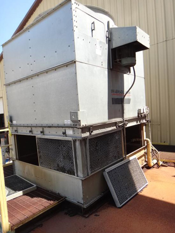 Ingersoll-Rand ACE 5BR4-2 cooling tower