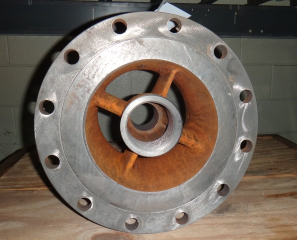"Johnston Pump Co. Casing Pump 16 1/2"" x 10"" Discharge"