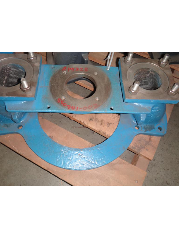 Hazelton Pump Discharge Head - Pump End