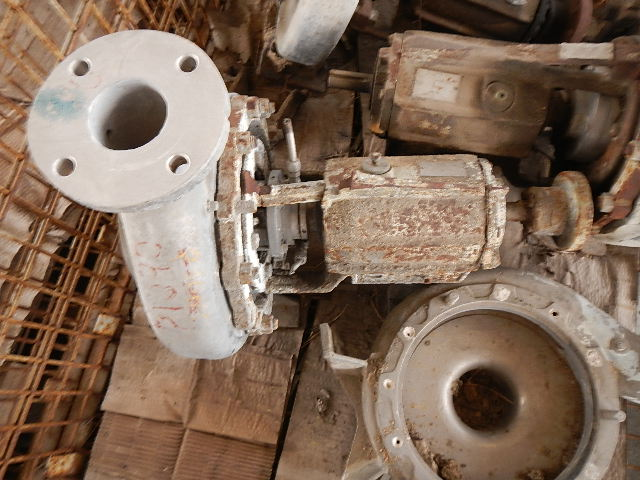 Allis-Chalmers CSO 4x3-13 ILLIUM Centrifugal Pump