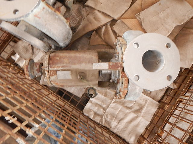 Allis-Chalmers CSO 4x3-8.5 ILLIUM Centrifugal Pump