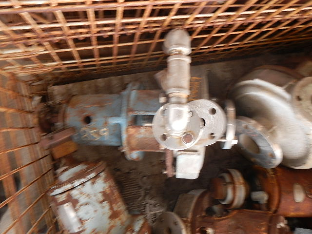 Durco MKII 2x1-10 CD4M Centrifugal Pump