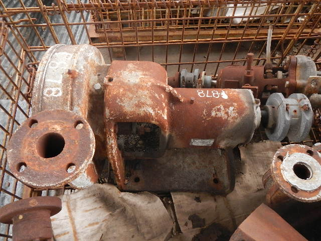 Worthington 2CNFE104 3x2-10.75 DI Centrifugal Pump