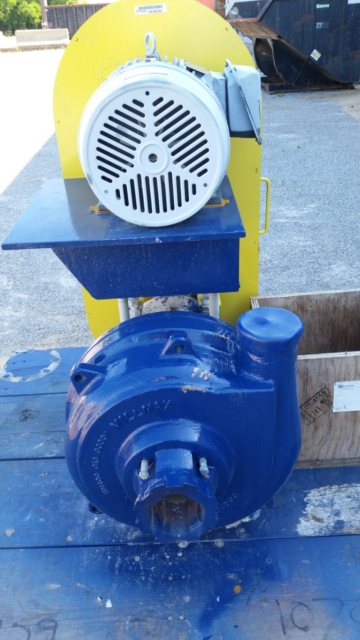 Krebs MM100 Millmax Pump