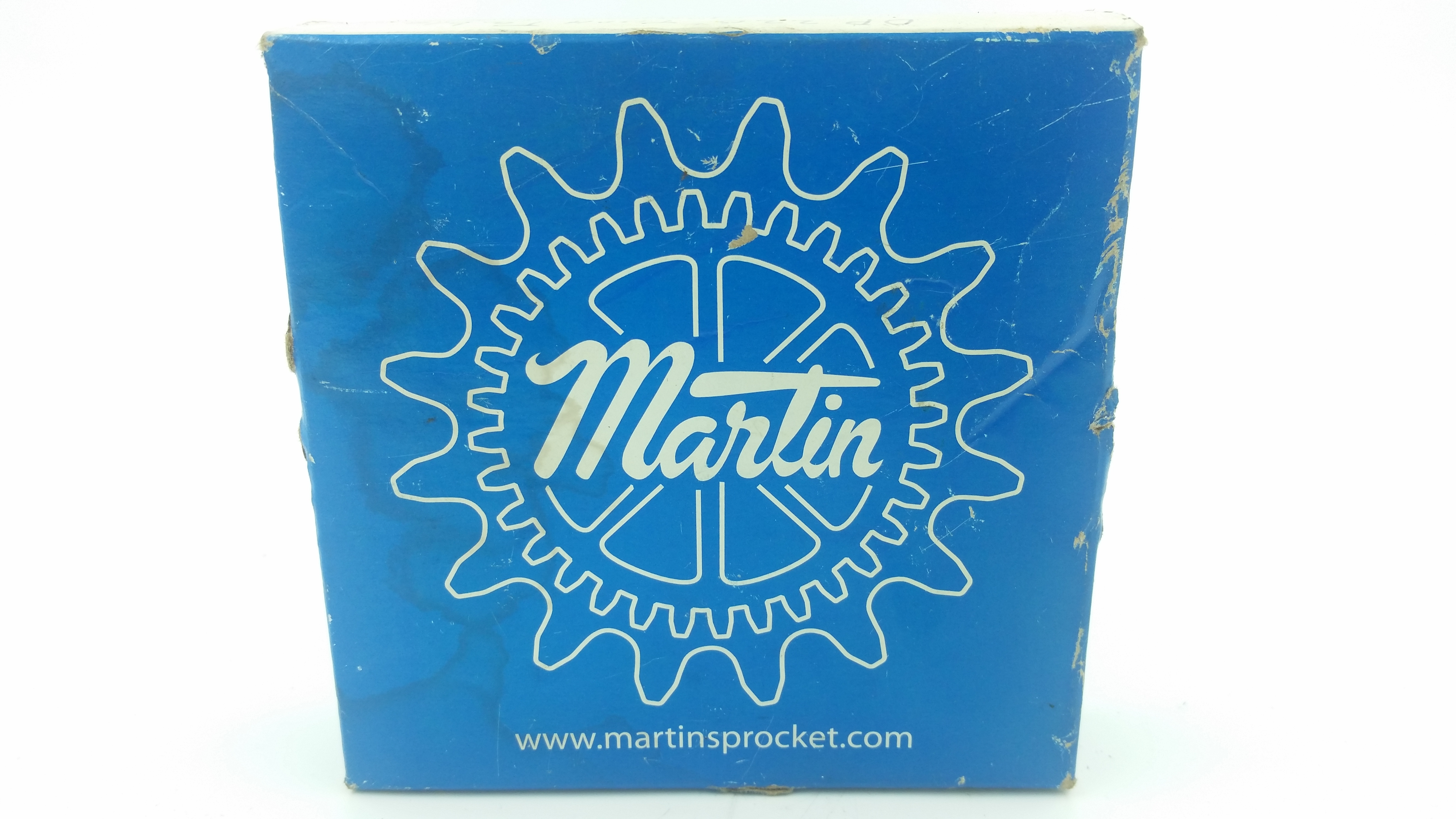 Martin Tapered Brushed Sprocket 40BTB21 1610