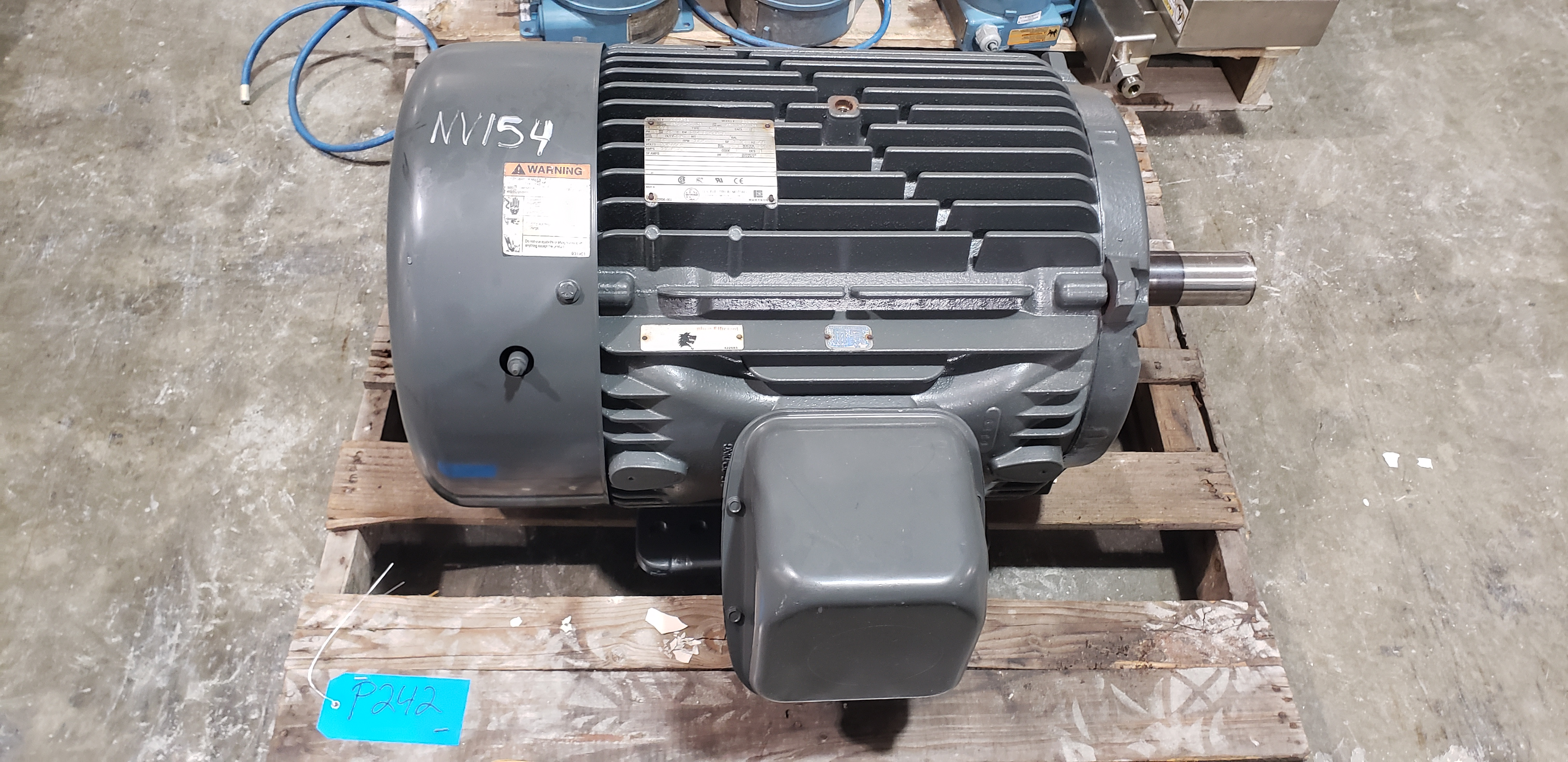 US Motors Electric Motor H50P2B