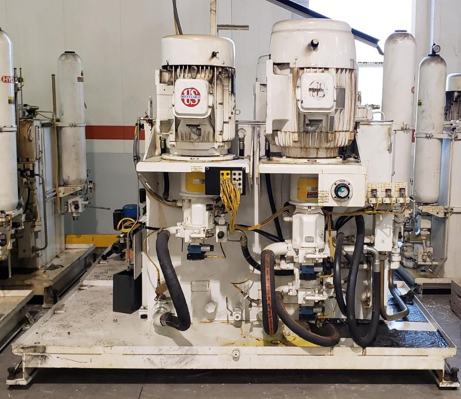 Hydraulic Equipment, Transamerican Equipment Company