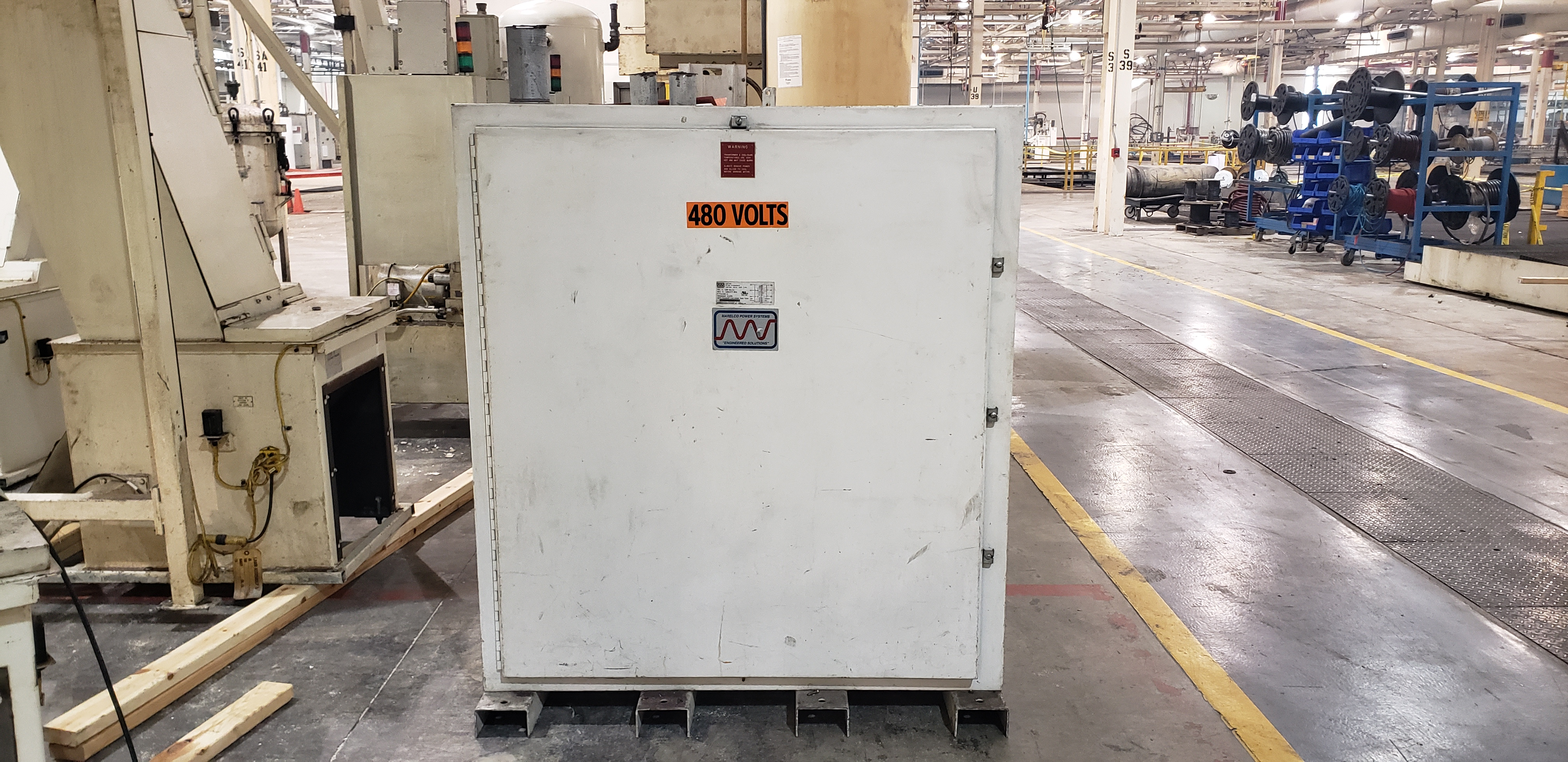Marelco Power Systems 450KVA; 3PH; 60HZ Transformer