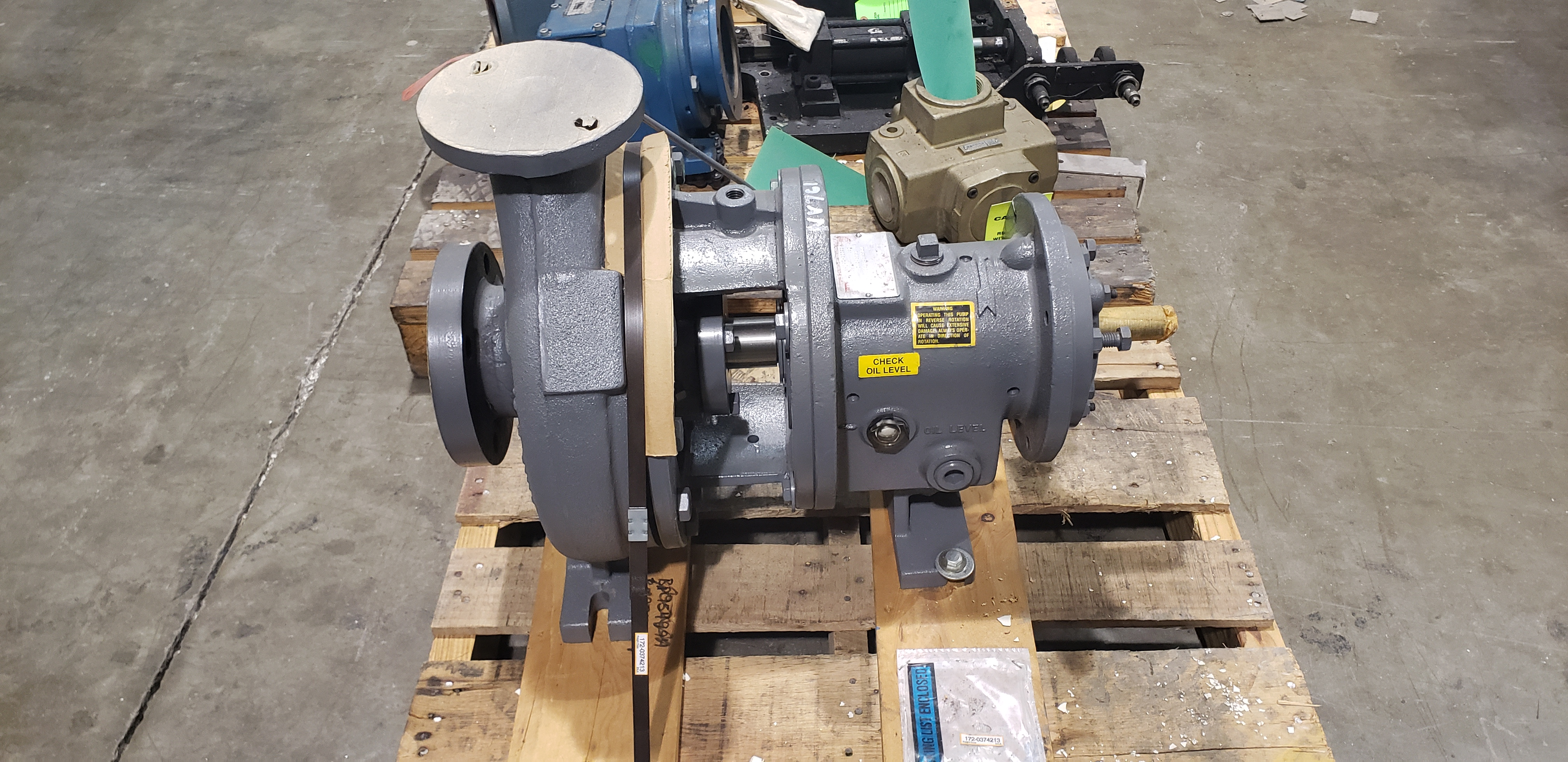 Gusher Centrifugal Pump PCL2X3-10SEH-C-A