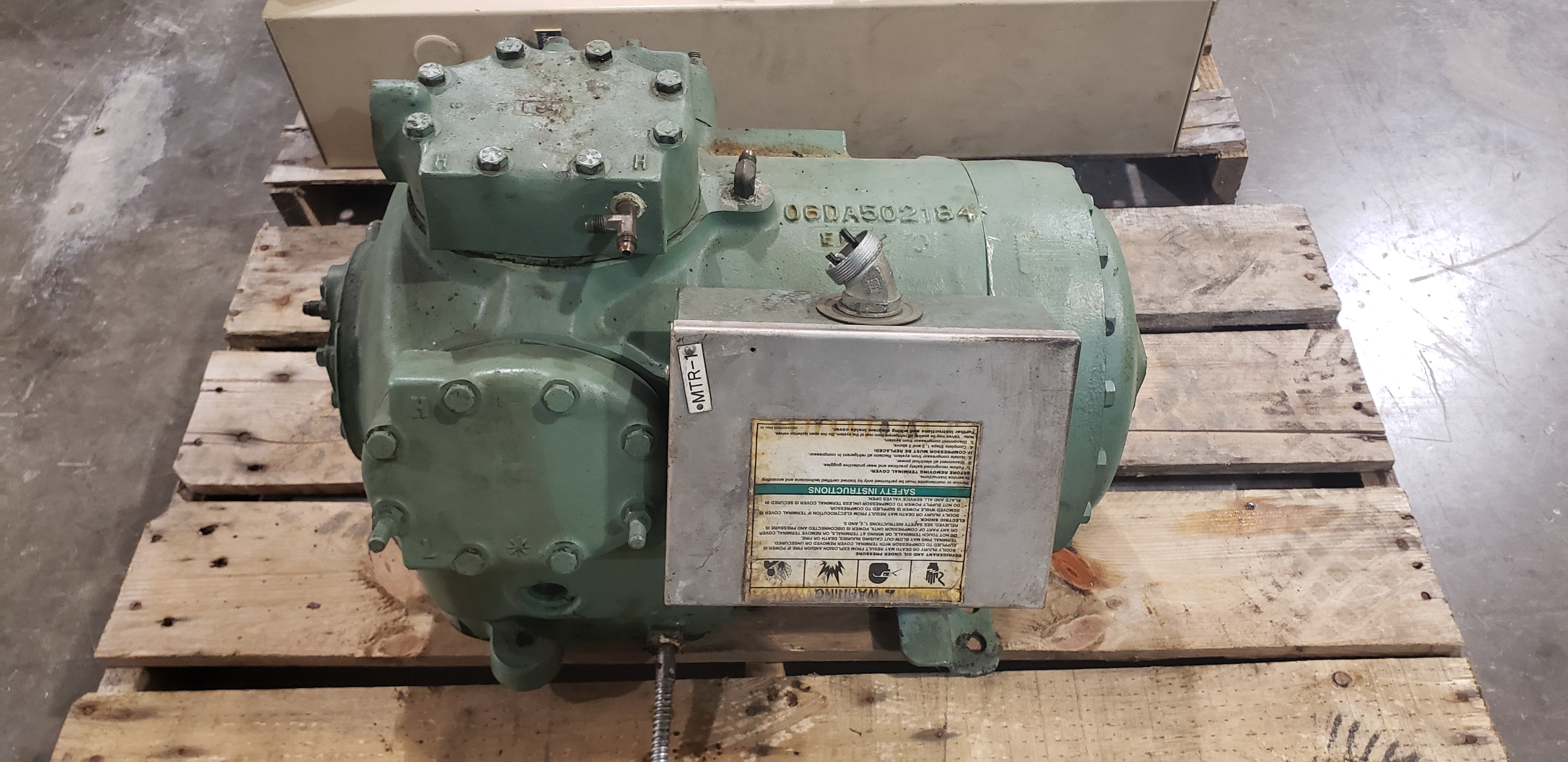 Carlyle Compressor 06DR3376DC3650