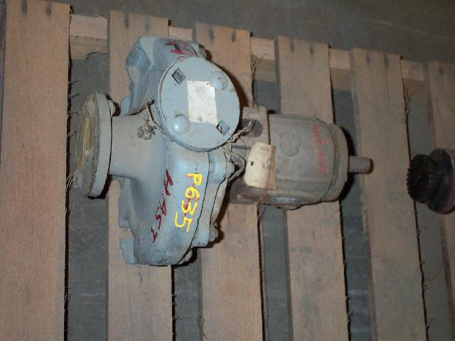 Durco MKII 1.5x1-8/7.5 DNI Nickel Centrifugal Pump