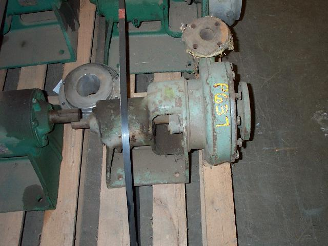 Worthington 1.5CNE72 2x1.5-8/7 13/16 DI Centrifugal Pump