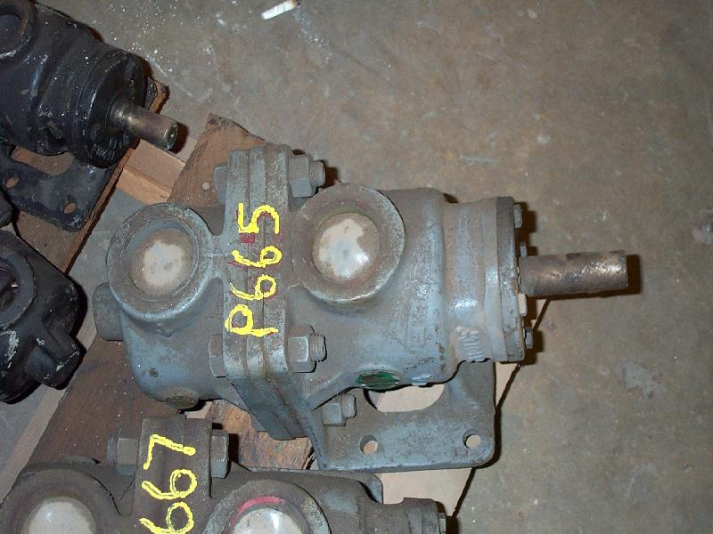 Delaval A313-A-187 2x2 DI Positive Displacement Pump