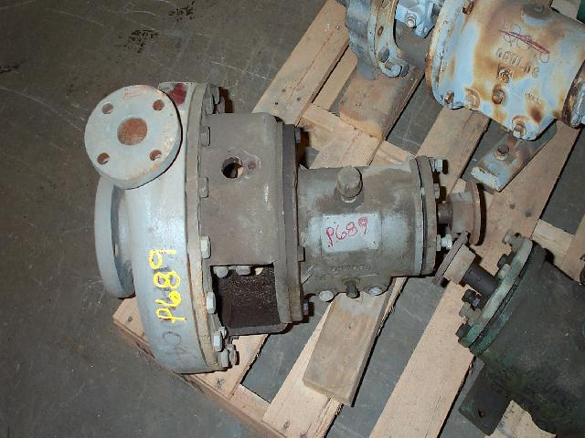 Goulds 3196 3x1.5-13 DI Centrifugal Pump