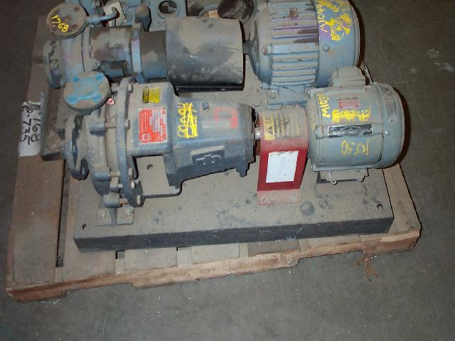 Ingersoll Rand Hc 2x1 8hc Ci Centrifugal Pump