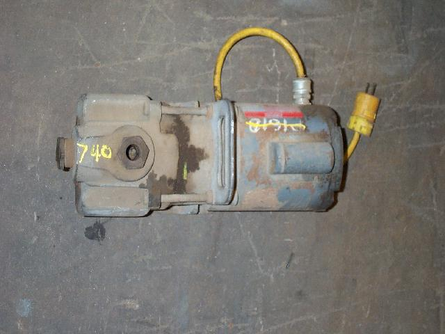 Teel 1P862 1x1 AL Self Priming Centrifugal Pump