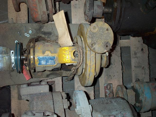 Goulds 3107 1x1-6 TEF-DI Centrifugal Pump