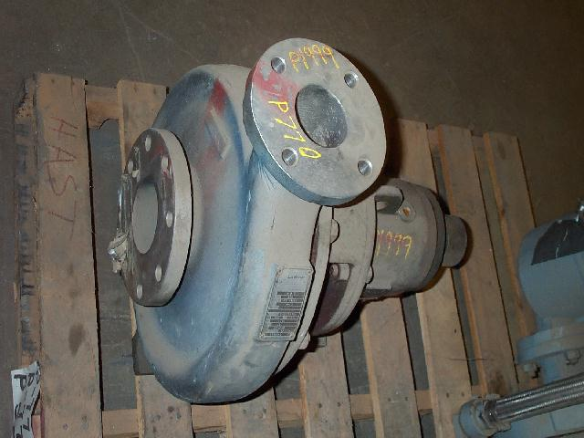 LaBour 4x3-11 HastC Centrifugal Pump