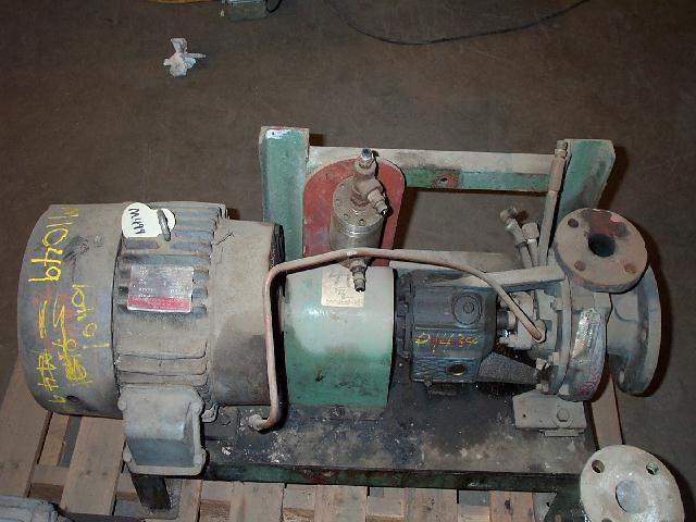 Allis-Chalmers F4A1391 3x1.5-6 CS Centrifugal Pump