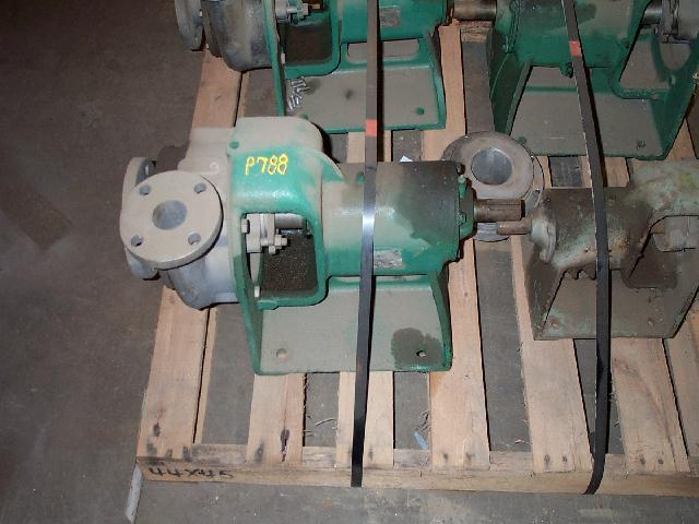 Worthington 2CNG62 3x2-6 Stainless Centrifugal Pump