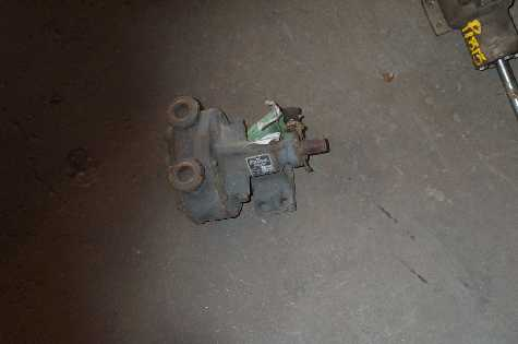 Kraissl Class 60 .75x.75 DI Positive Displacement Pump