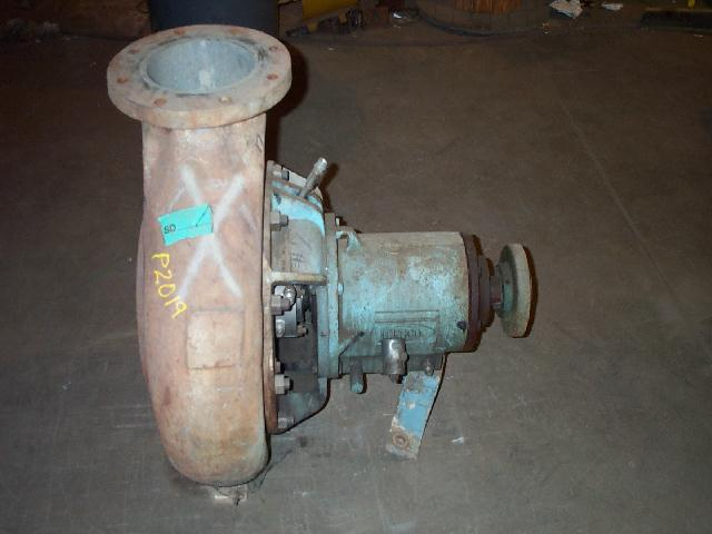 Durco MKII 10x8-17 Monel Centrifugal Pump