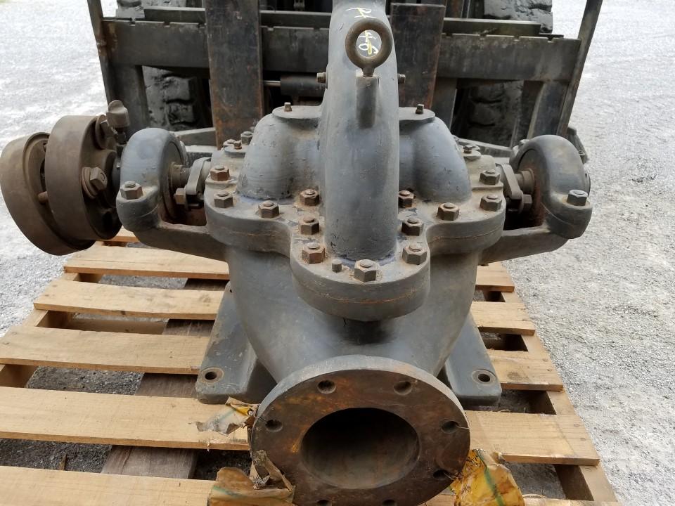 Delaval Centrifugal Pump Transamerican Equipment Company
