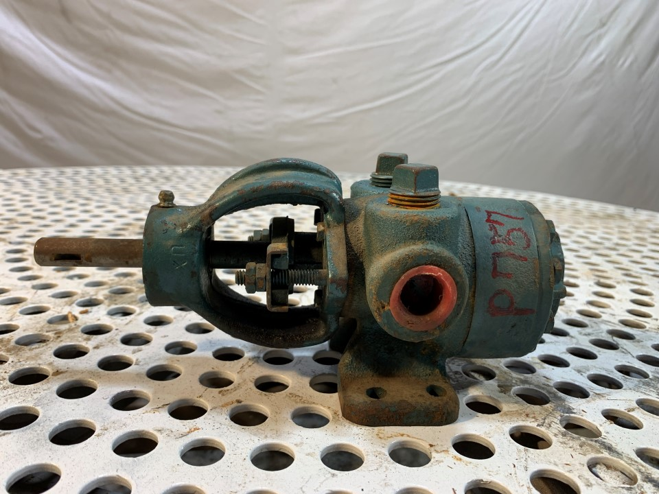 Roper Type 27 1x1 DI Positive Displacement Pump