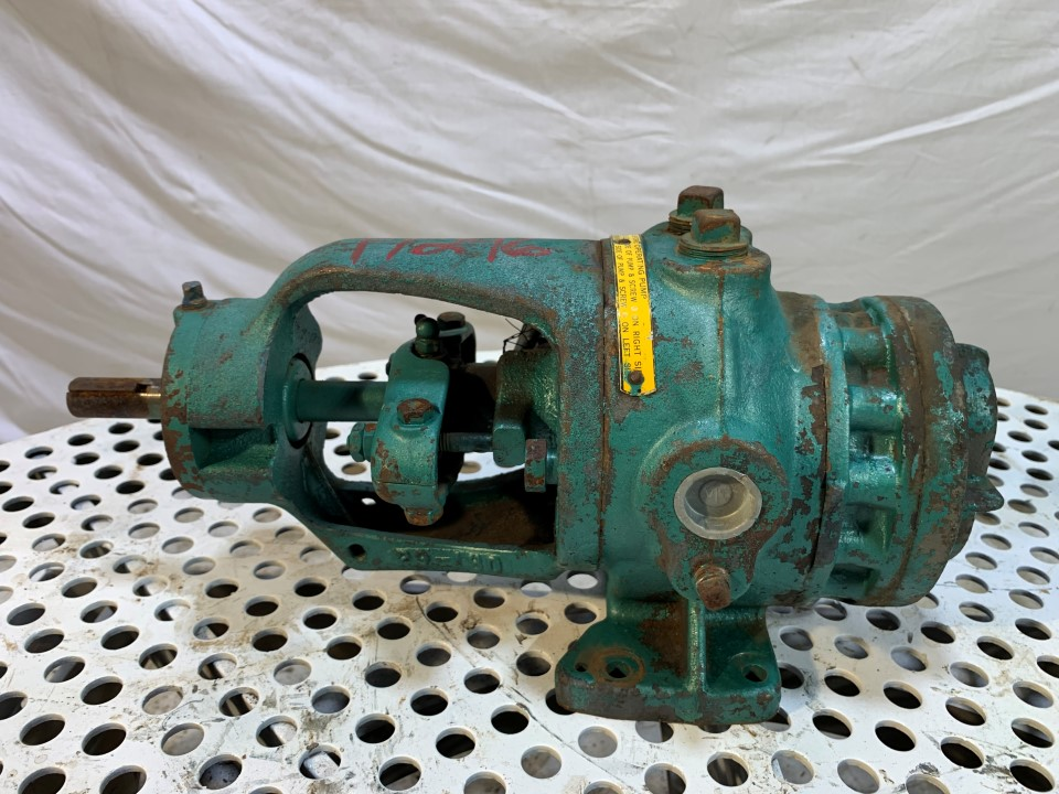 Roper Type 15 .75x.75 DI Positive Displacement Pump