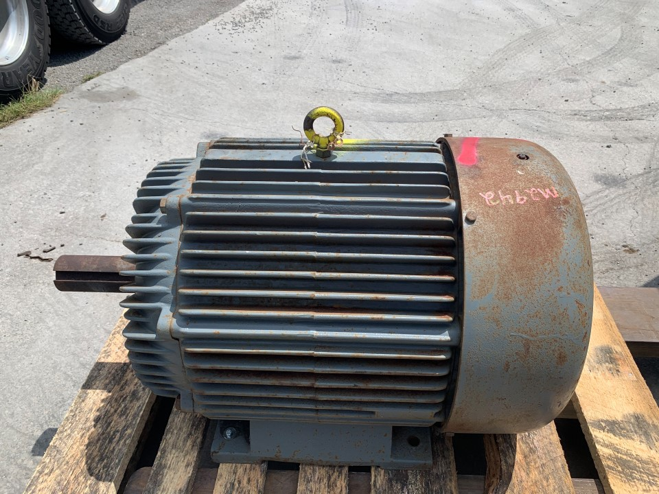 Marathon Electric Motor 100 HP 1775 RPM 230/460 Volts