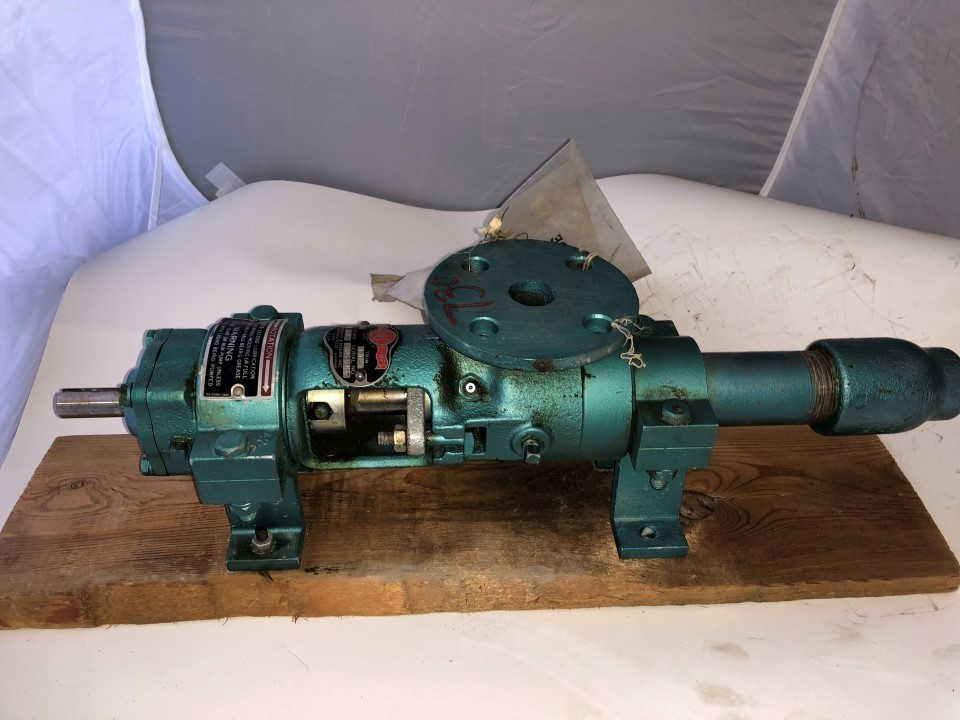 Mayno CDF 1.5x1-3 Positive Displacement Pump