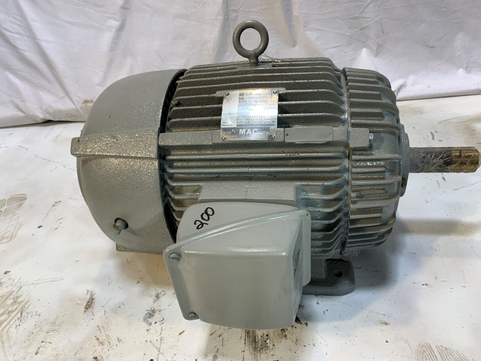 Westinghouse 20 HP 3505 RPM Motor