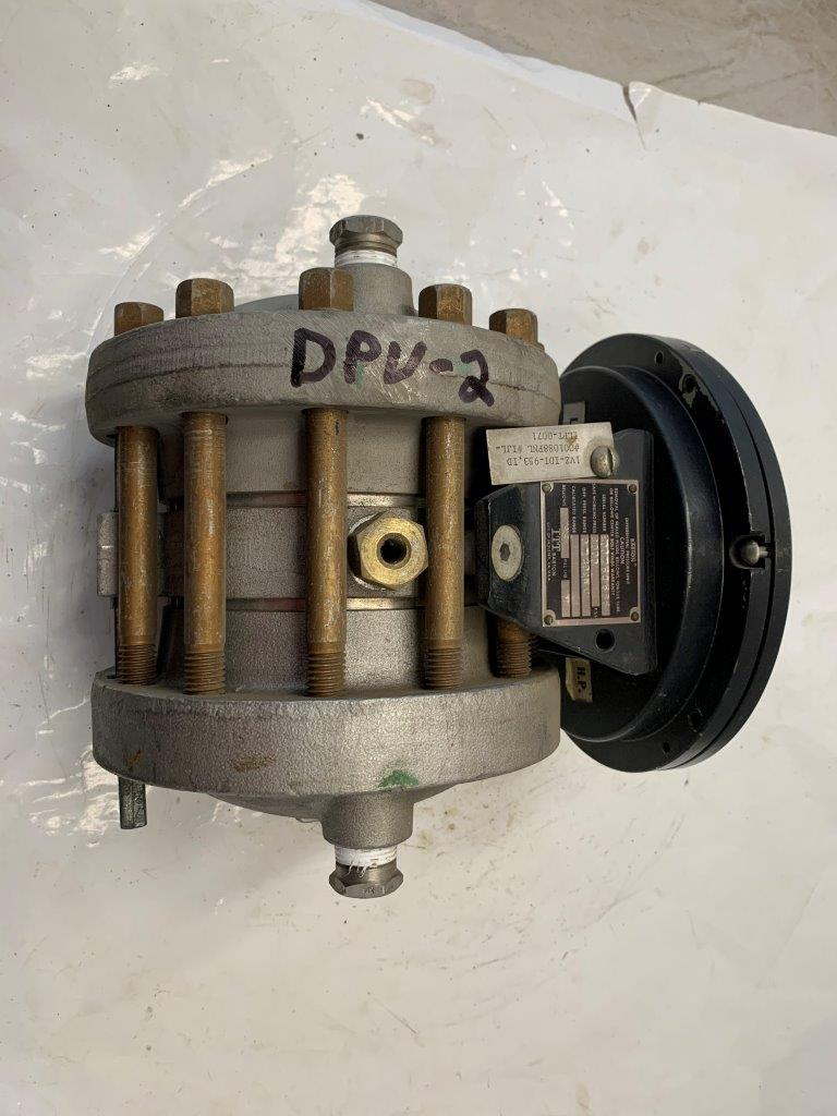 Barton Differential Pressure Unit Model: 200	Safe Working Pressu