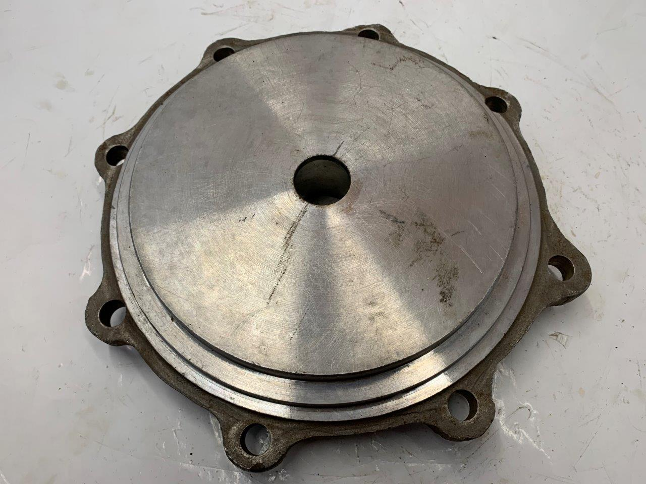 Durco Flanged Rear Cover