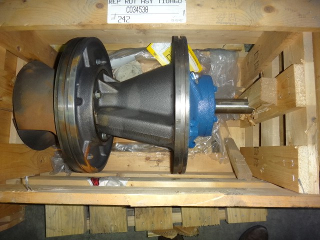 Gorman Rupp Pump Rotating Assembly