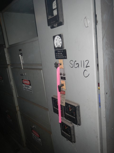 Westinghouse Switchgear Section