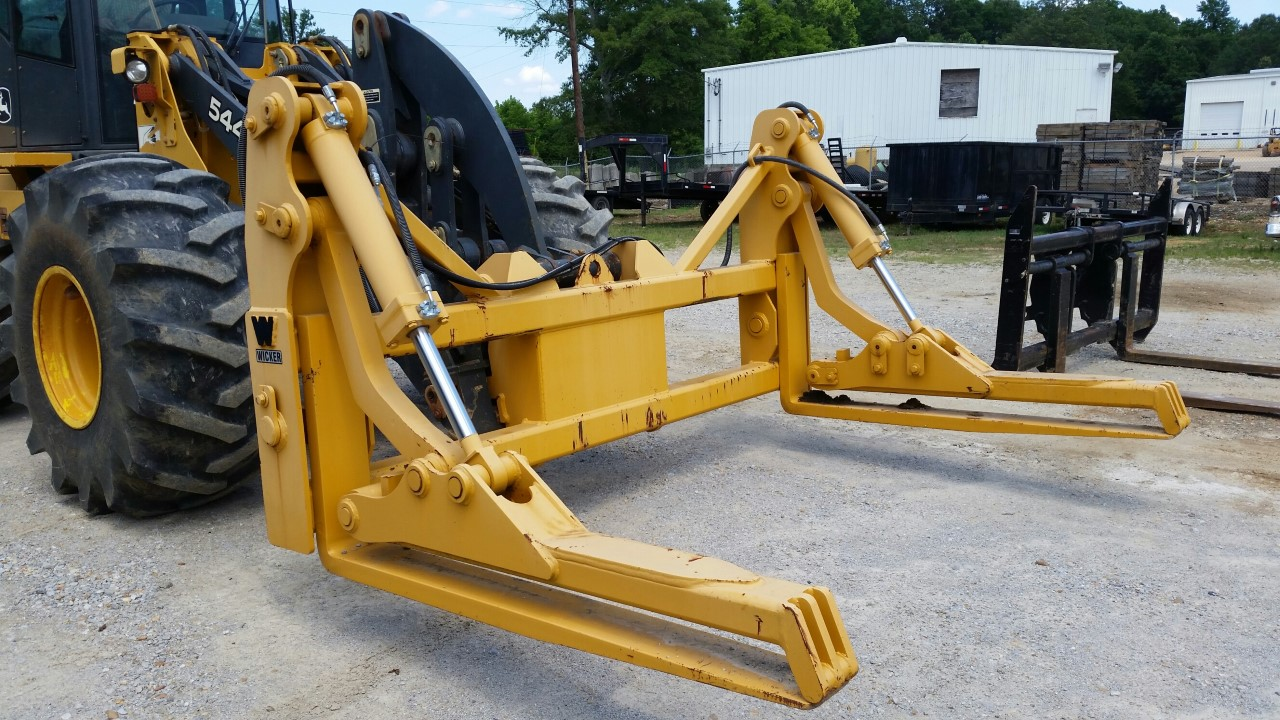 Wicker WPIF Pipe Fork Attachment