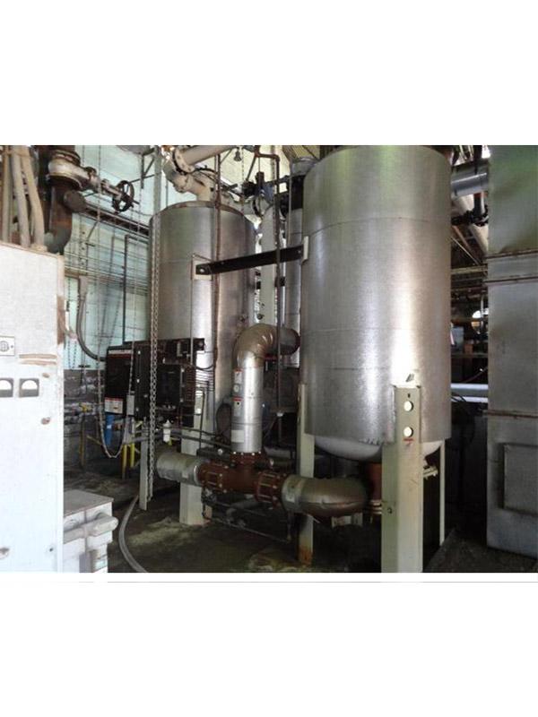 air dryer transamerican equipment company rh tecequip net Metal Panel Dryers Conveyor Belt Dryer